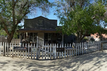 Wooden Indian Ranch - Pioneertown - Andet