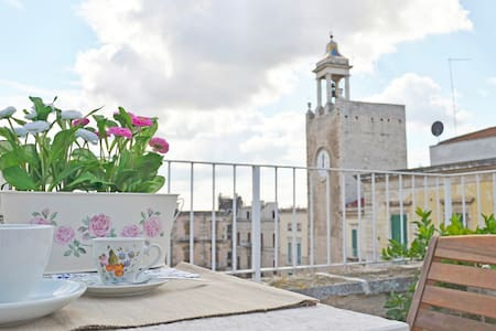 Nòstos-apulian apartment near Bari