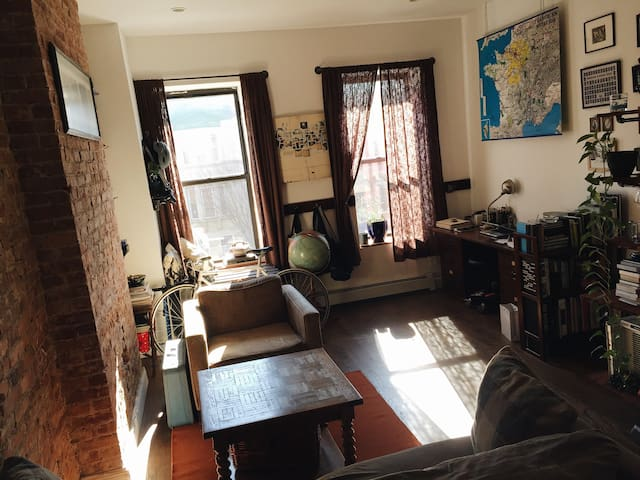 Private Room - Crown Heights - บรุกลิน - อพาร์ทเมนท์
