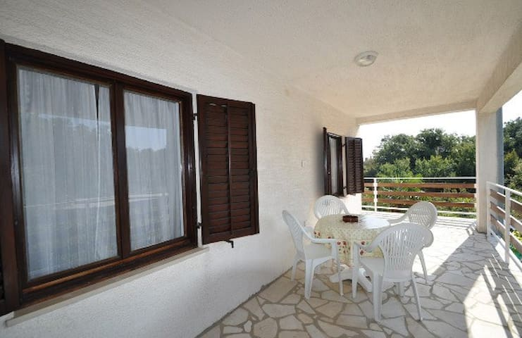Apartment Vito with sea view - Risika - Apartment