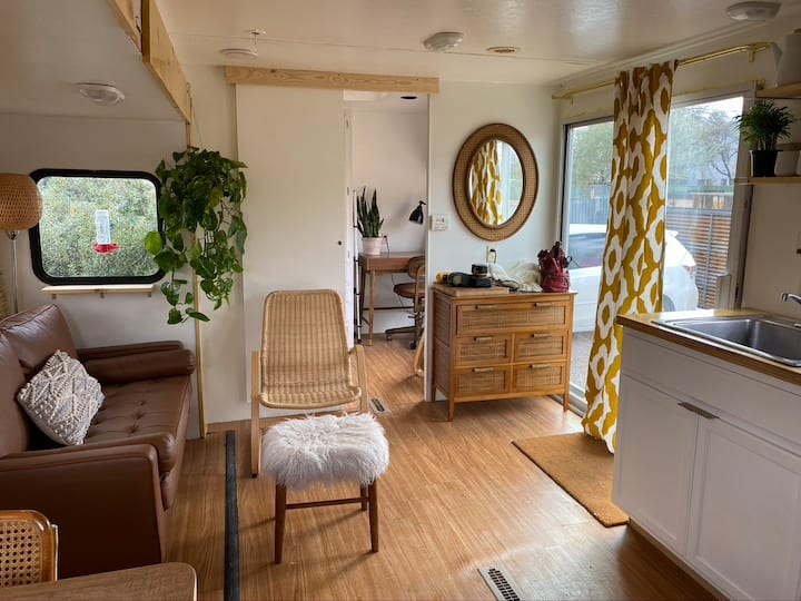 Glamping in the heart of downtown Tucson