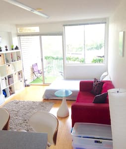 Whole apartment v central w/balcony - Rushcutters Bay - 公寓