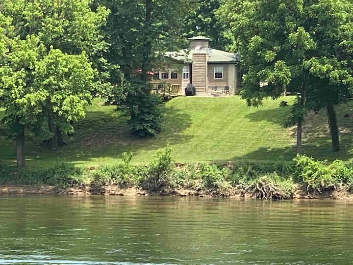 Fabulous home next to the White River!