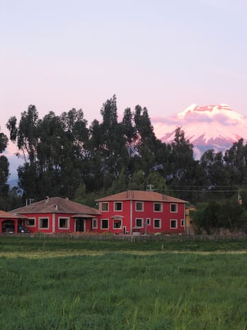 A Natural Experience - Mulaló - Bed & Breakfast