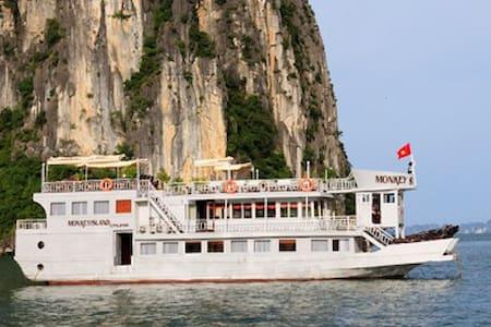 Lan Ha Bay - Monkey Island(3 days) - Hai Phong - Bed & Breakfast