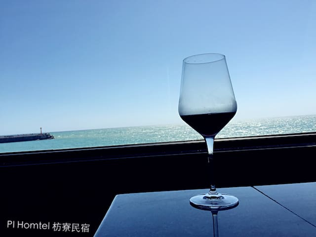 Pi Homtel - sea view (Studio #1) - 枋寮鄉 - Apartamento