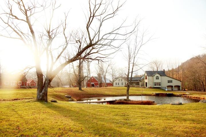 the Farmhouse at Big Picture Farm