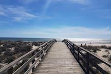 Manta Rota beach