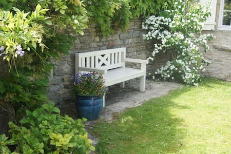 B&B in old farm in Burgundy/Morvan - Brazey-en-Morvan - Bed & Breakfast