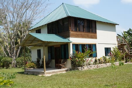 Jungle Villa, Bottom Suite Only, Barton Creek Cave