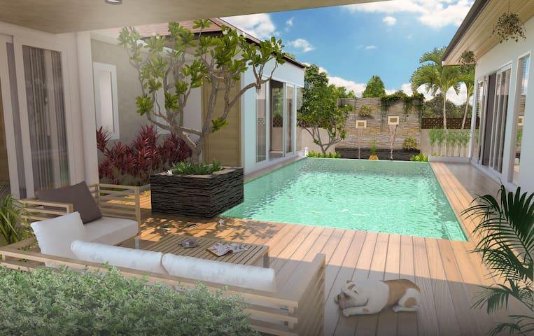 Brand New3BR Pool Villa-A4 nrLaguna