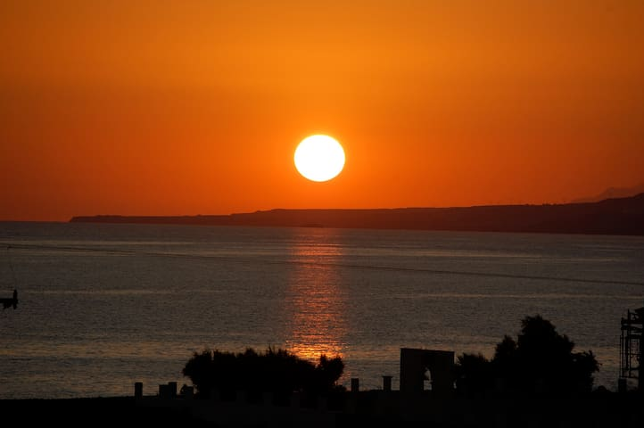 Penthouse apartment Lagada Resort Crete