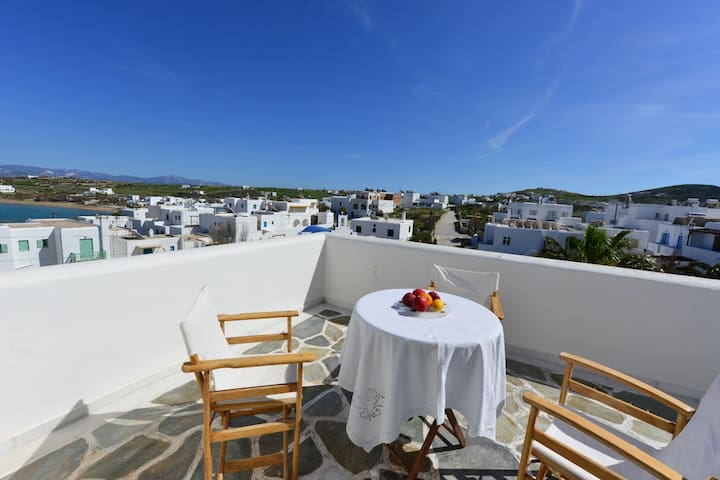 See Paros Relaxing sea view studio - Paros - Apartamento