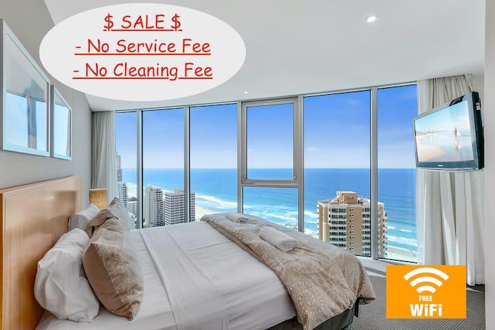O Residence 30th Floor 5 STAR RESORT**** 2 bedroom