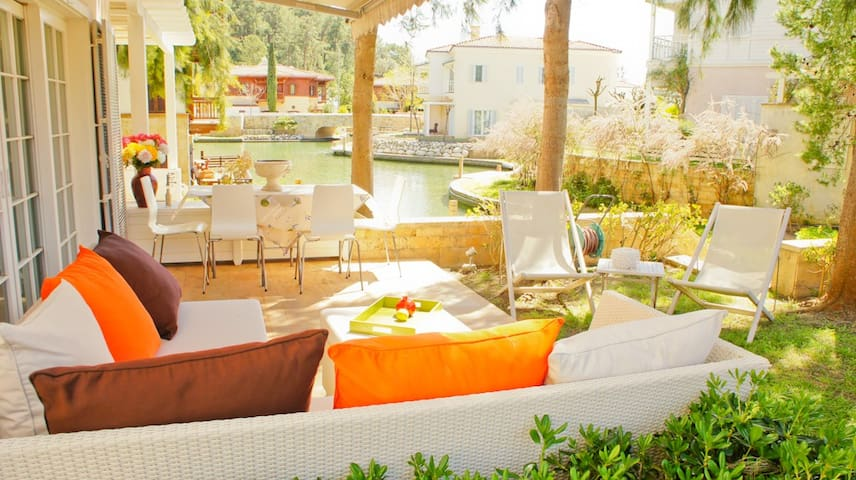 Luxury Holiday Rental at Seaside - Göcek - House