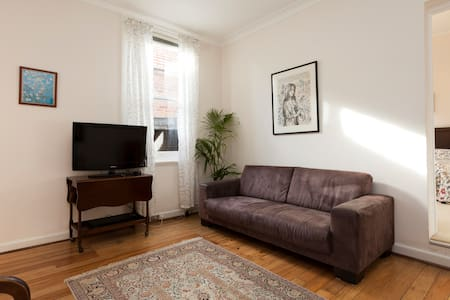 Spacious 1BD with lounge and dining - Leichhardt - Apartament