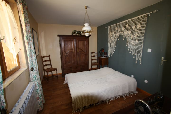 chambre d'hôtes Foret - Jeanménil - Bed & Breakfast