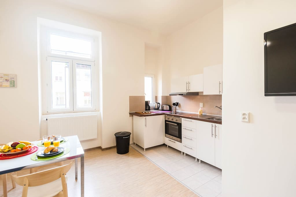 prague apartment-pragueforyou-kitchen