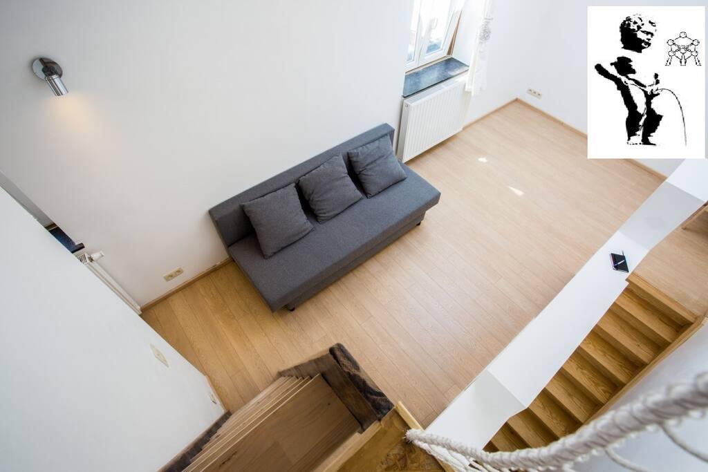 Séjour/ Living room