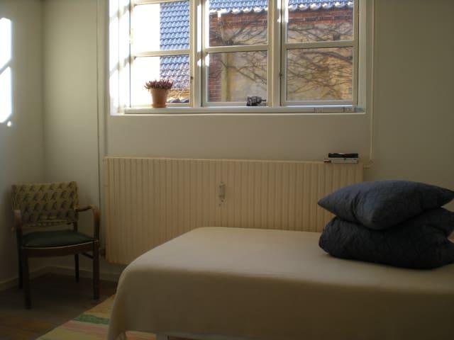 Lyst værelse i downtown Stege