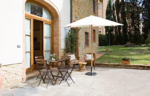 La Cantina - Прекрасная квартира в Тоскане