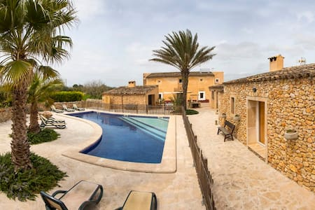 Holiday cottage, especial familias - Cas Concos des Cavaller - Casa