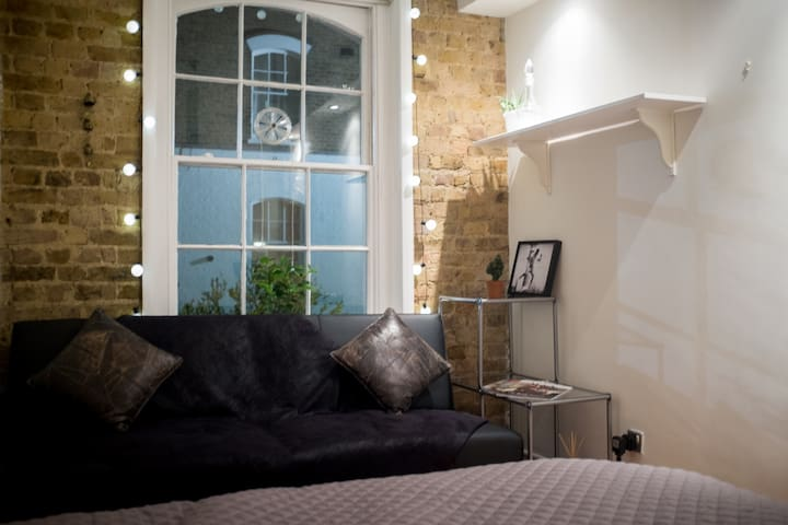Charming room in Shoreditch-Hoxton - Londres - Huoneisto