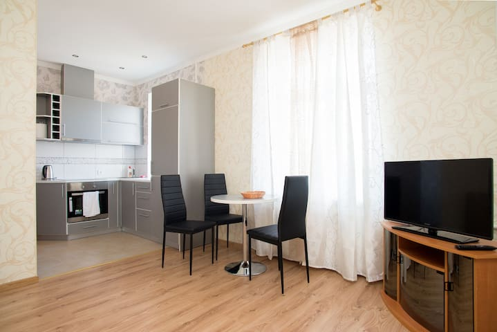 Cozy studio in Riga city center