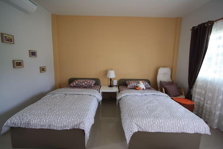 บ้านอากาศดี BetterWeather Homestay1 - Pak Chong - Apartment