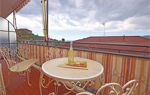 Holiday apartment with 2 bedrooms on 75m² in Imperia IM