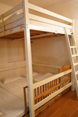 3张1.5米双人床