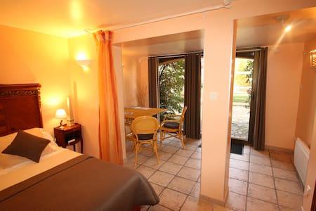 Chambre Bignone proche d' Avignon - Laudun-l'Ardoise - Bed & Breakfast