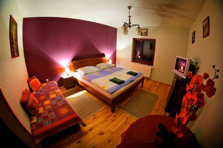 Penzión Plesnivec - 1-4 lôžková izba
