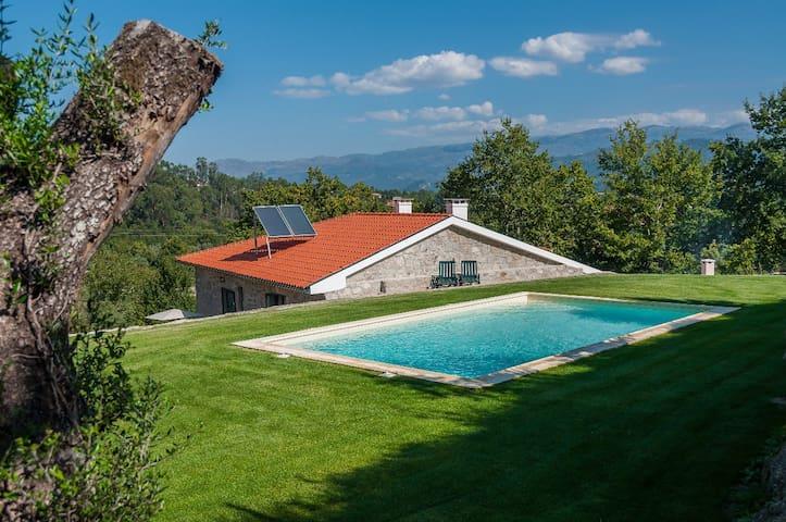 Ideal para umas férias relaxantes - Arcos de Valdevez - Villa