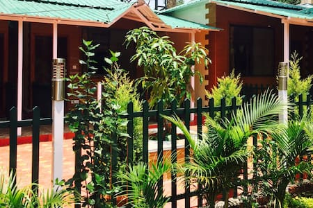 Cozy Luxurious modern and peaceful - Mahabaleshwar  - Apartment