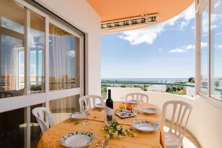2 bedroom apartment,ocean view - Lagos - Apartament