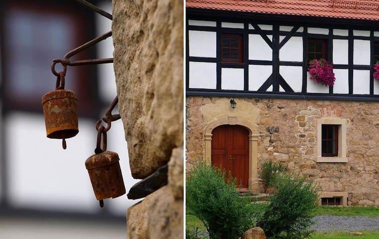 Rupaki to 200 letni dom sudecki - Kondratów - Bed & Breakfast