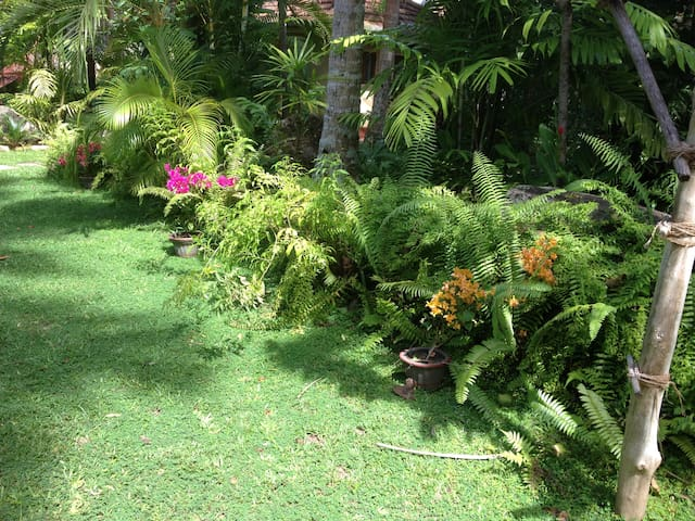 CABANA in large tropical garden - Unawatuna - Bed & Breakfast
