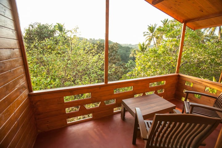 private space in middle of nature - Agonda - Chalet