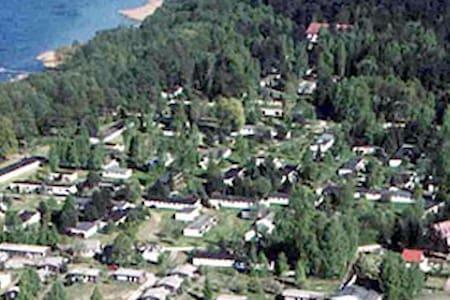 Ferienwohnung für 2-4, Grimnitzsee (Joachimsthal) - Joachimsthal - 小平房