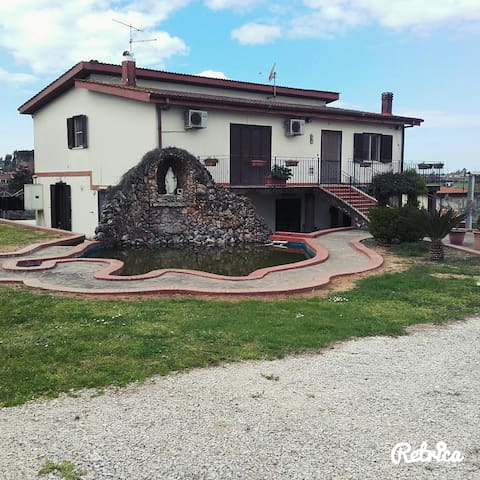 Nice and quite country house - Lazio - Ev