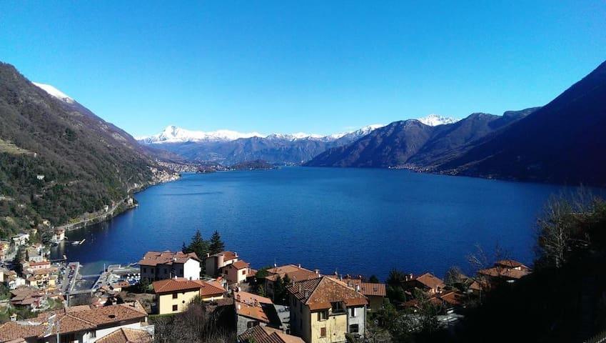 Una fantastica vista sul lago - Argegno - Apartment