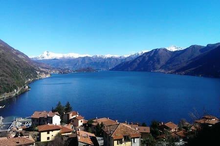 Una fantastica vista sul lago - Wohnung