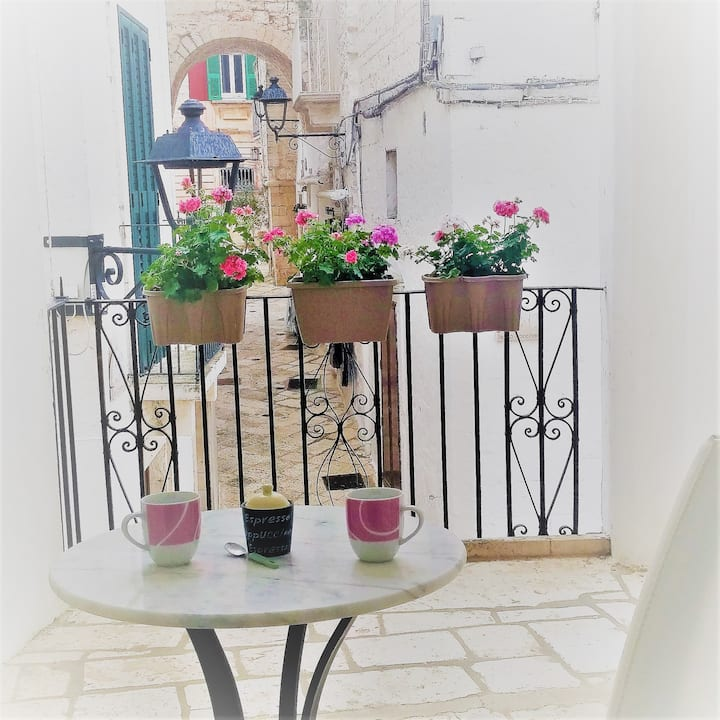The Juliet's Balcony