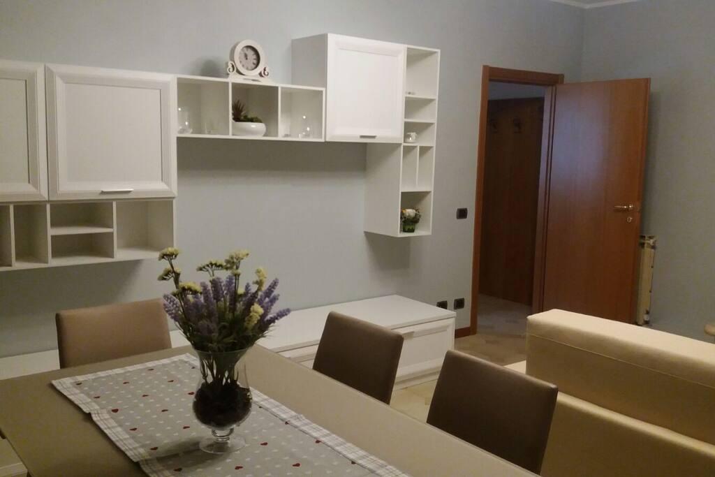 Zona giorno - Living-room