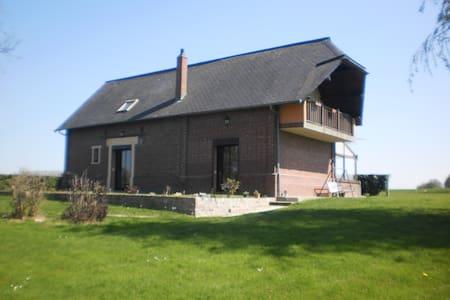 Chambre chez l'habitant - Bouville