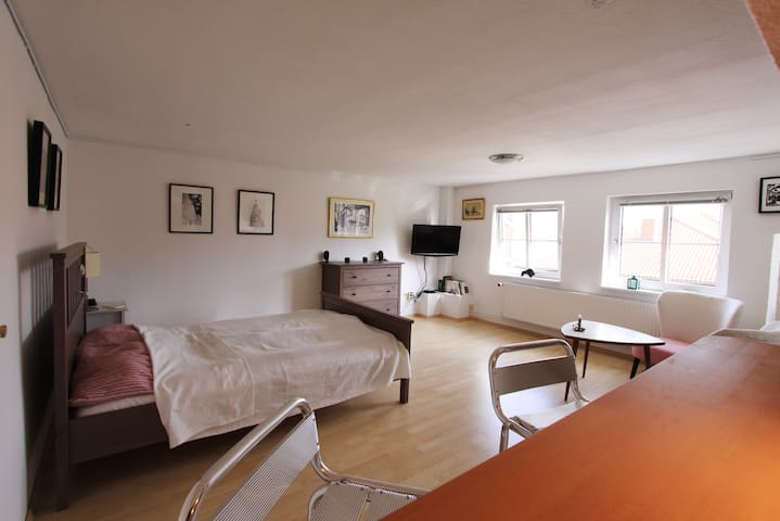 Schönes Appartement in Ostseenähe - Lütjenburg - Apartment