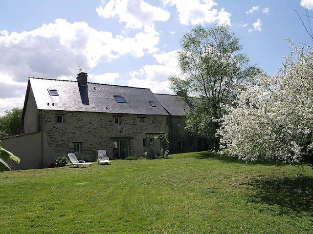 Gîte de La Villeneuve - Broons - Hus