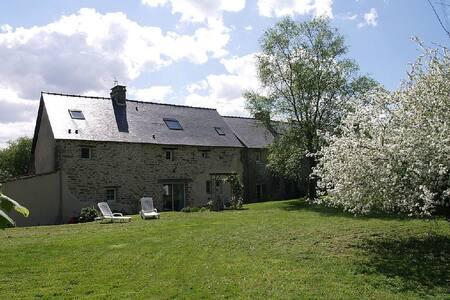 Gîte de La Villeneuve - Broons - Haus