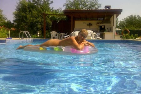 Bulgaria Coast Villa Large Pool Upto 10 guests - Burgas